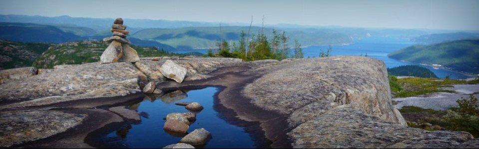 Randonnée-sur-la-Montagne-blanche-au-Saguenay